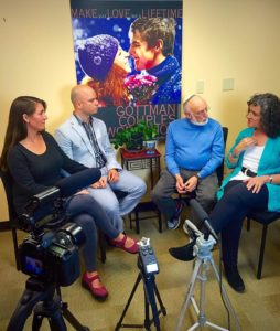 Interview with John and Julie Gottman - Luis Congdon and Kamala Chambers