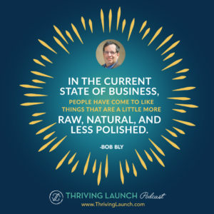 Bob Bly Online Training Courses Thriving Launch Podcast