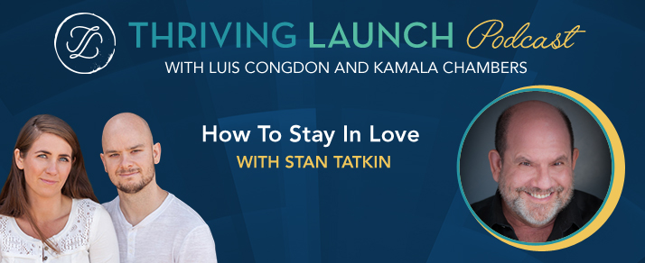 How To Stay In Love – Stan Tatkin