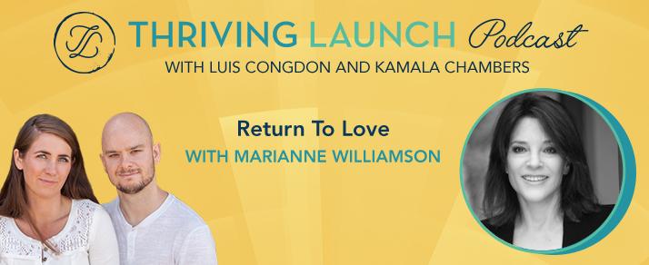 Return To Love – Marianne Williamson