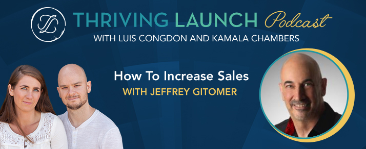 How To Increase Sales – Jeffrey Gitomer
