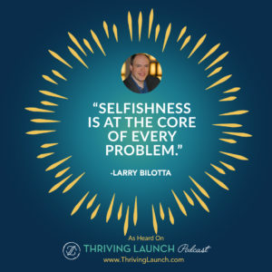 Larry Bilotta how To Fix Your Marriage Thriving Launch Podcast