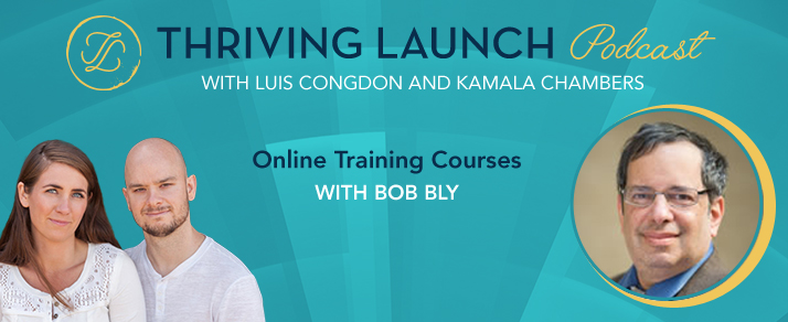 Online Traning Courses - Bob Bly