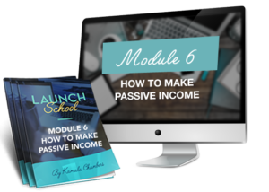 How To Make Passice Income