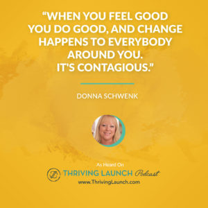 Donna Schwenk Cultured Food Thriving Launch Podcast