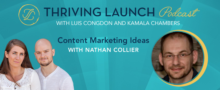 Content Marketing Ideas – Nathan Collier