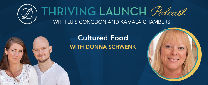 Cultured Food - Donna Schwenk