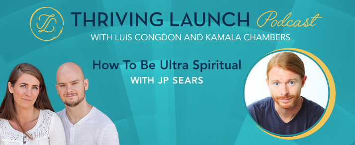 How To Be Ultra Spiritual - JP Sears