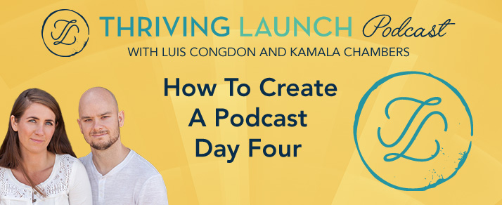 How To Create A Podcast Day Four