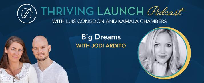 Big Dreams – Jodi Ardito