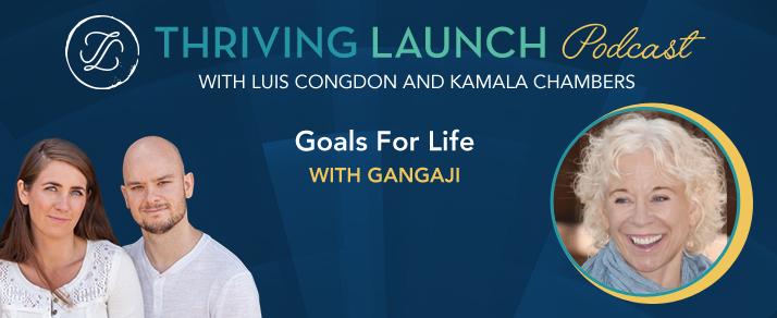 Goals For Life – Gangaji