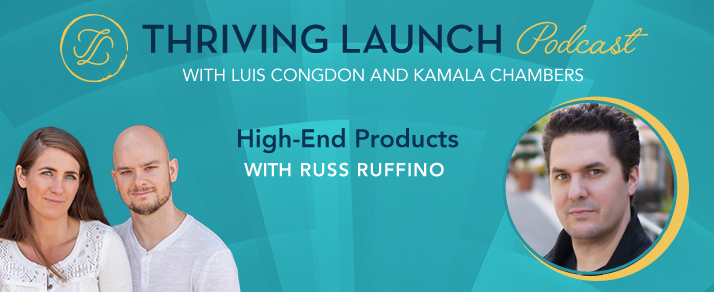 High-End Products – Russ Ruffino