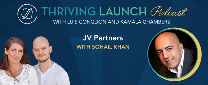 JV Partners – Sohail Khan