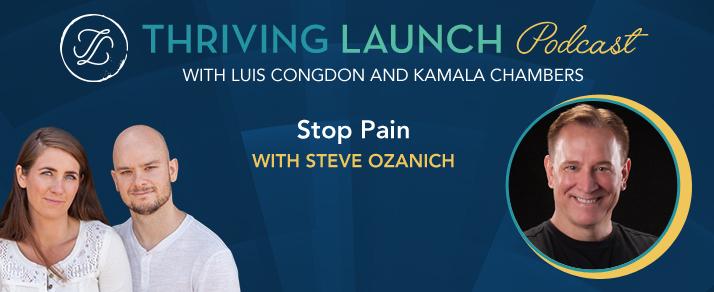 Stop Pain – Steve Ozanich