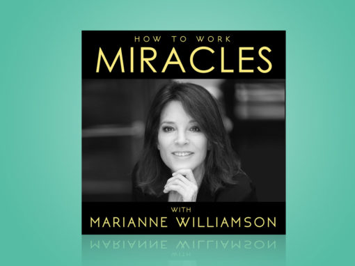 How To Work Miracles Podcast Cover