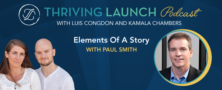 Elements Of A Story – Paul Smith