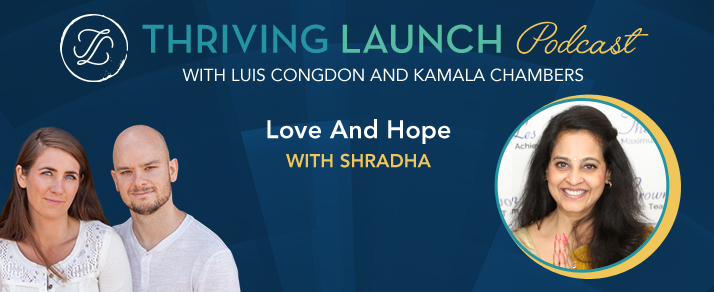 Love And Hope – Shradha