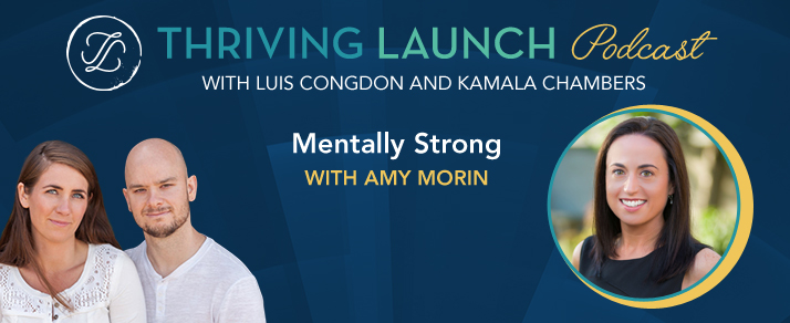 Mentally Strong – Amy Morin