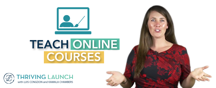 Teach Online Courses