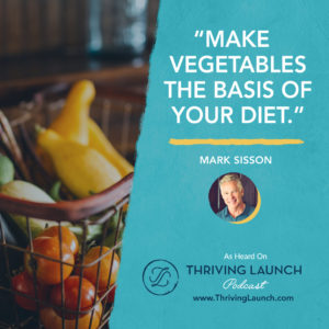 Mark Sisson Diet benefits of ketogenic diet - mark sisson - thriving launch podcast