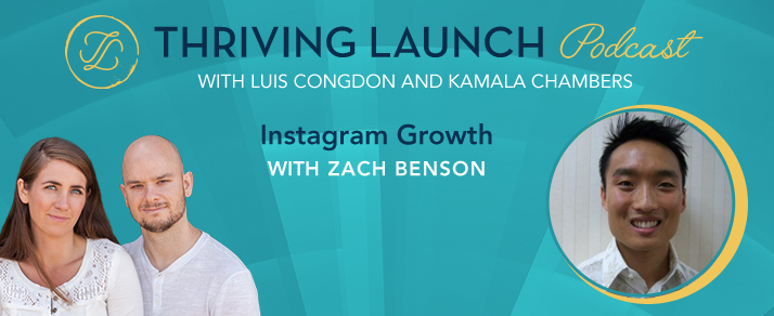 Instagram Growth - Zach Benson