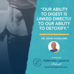 Dr. John Douillard Wheat Nutrition Thriving Launch Podcast