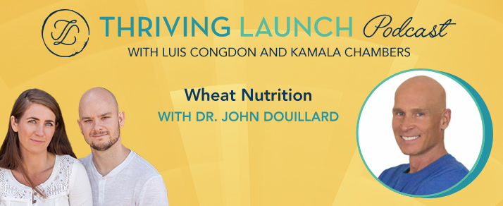 Wheat Nutrition - Dr. John Douillard