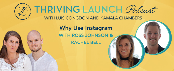 Why Use Instagram – Ross Johnson and Rachel Bell