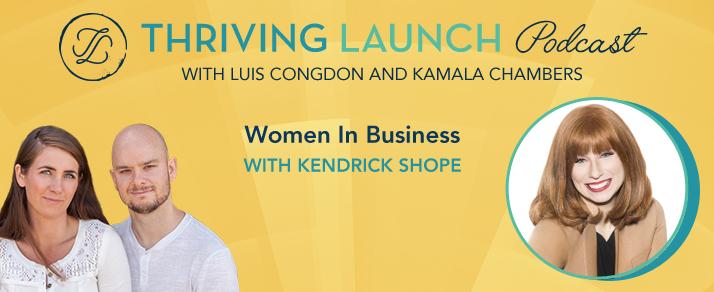 Women In Business - Kendrick Shope