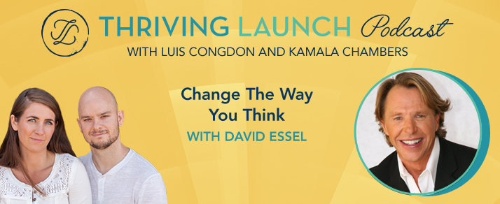 Change The Way You Think - David Essel