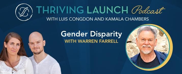 Gender Disparity - Warren Farrell