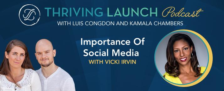 Importance Of Social Media – Vicki Irvin
