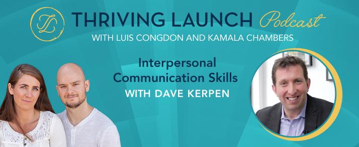 Interpersonal Communication Skills – Dave Kerpen