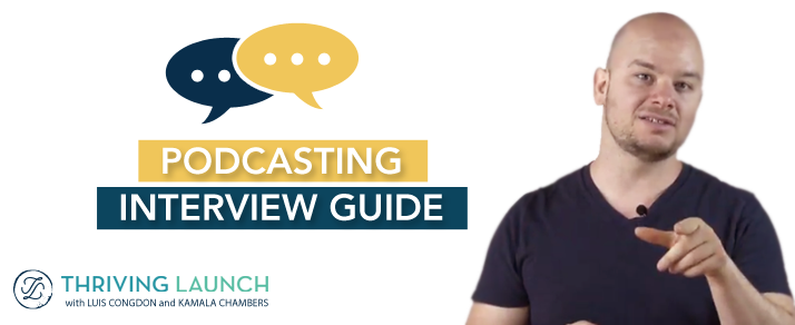 Podcasting Interview Guide