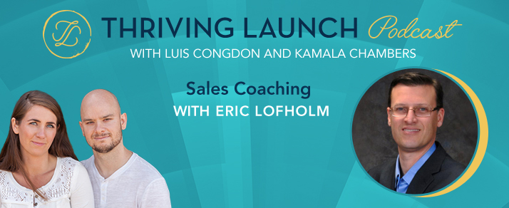 Sales Coaching – Eric Lofholm