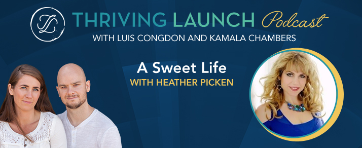 A Sweet Life - Heather Picken