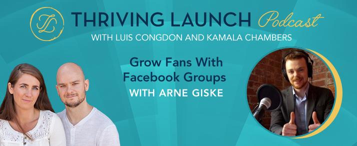 Grow Fans With Facebook Groups – Arne Giske
