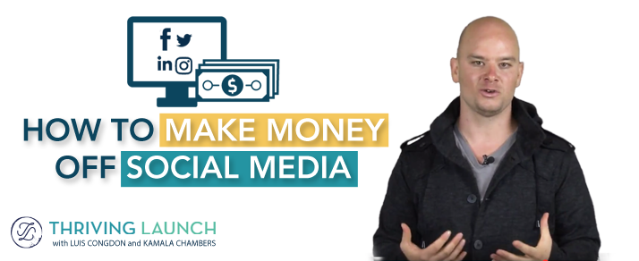How To Make Money Off Social Media
