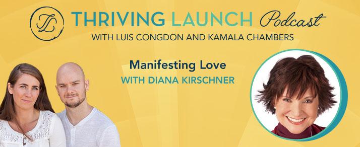 Manifesting Love - Diana Kirschner