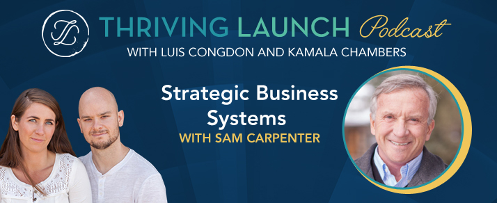 Strategic Business Systems - Sam Carpenter