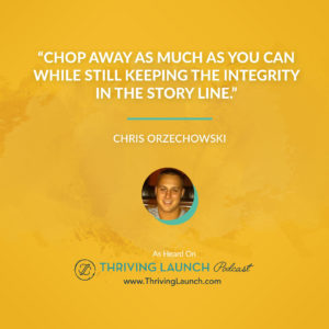 Chris Orzechowski Make Money Writing Online Thriving Launch Podcast