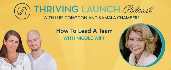 How To Lead A Team – Nicole Wipp