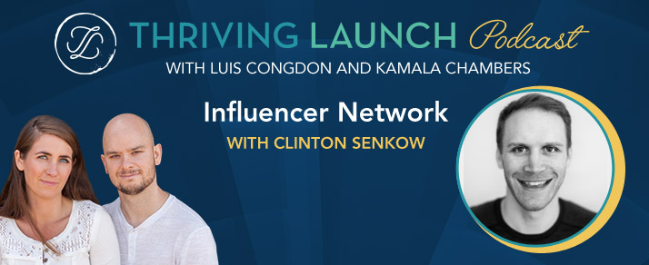 Influencer Network - Clinton Senkow