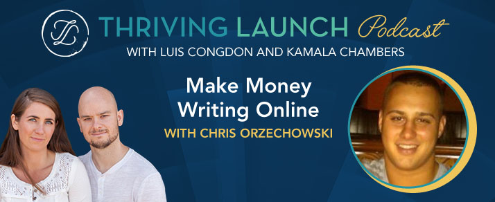 Make Money Writing Online - Chris Orzechowski