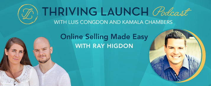 Online Selling Made Easy- Ray Higdon