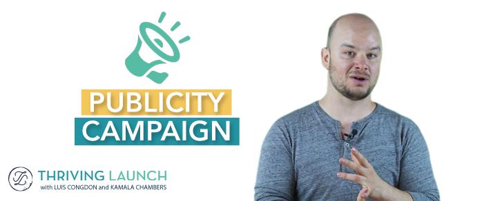 Publicity Campaign
