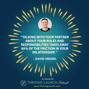 David Henzel A Balanced Life Thriving Launch Podcast