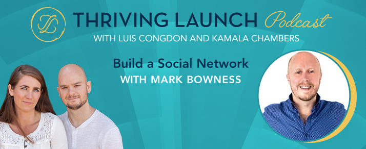Build a Social Network – Mark Bowness