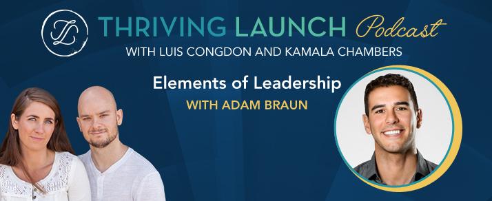 Elements of Leadership – Adam Braun