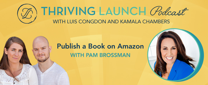 Publish a Book on Amazon - Pam Brossman
